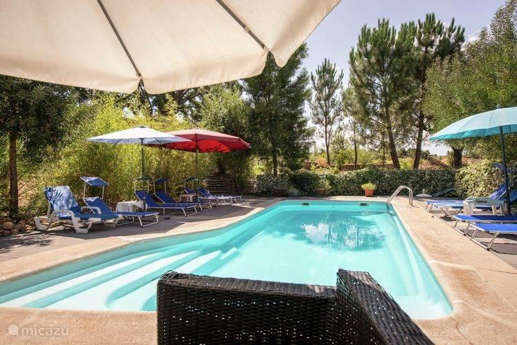 Vakantiehuis Portugal, Beiras – bungalow Vivenda A nossa coroa