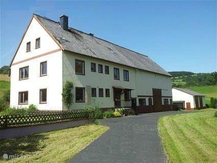 Vacation rental Germany, Eifel, Oberstadtfeld farmhouse Boerdereifel