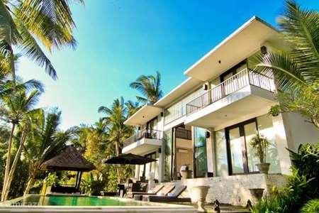 Vakantiehuis Indonesië, Bali, Ubud villa Villa Rumah Sungai