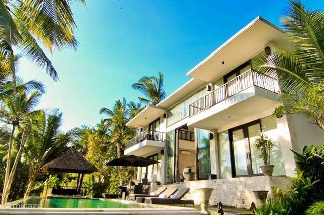Vakantiehuis Indonesië – villa Villa Rumah Sungai
