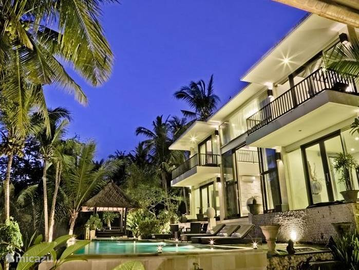 Ferienwohnung Indonesien, Bali, Ubud Villa Villa Rumah Sungai