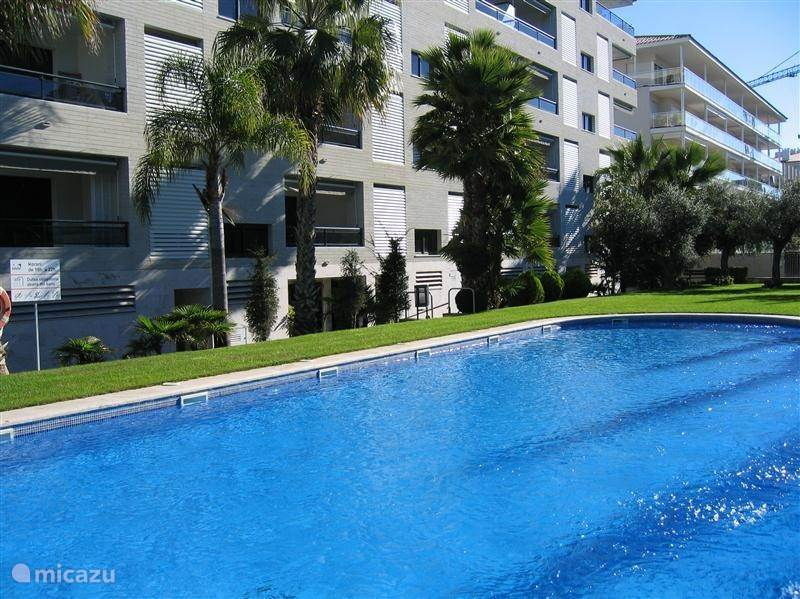 Vakantiehuis Spanje, Costa Brava, Platja d'Aro Appartement Estaprima III Havenappartement