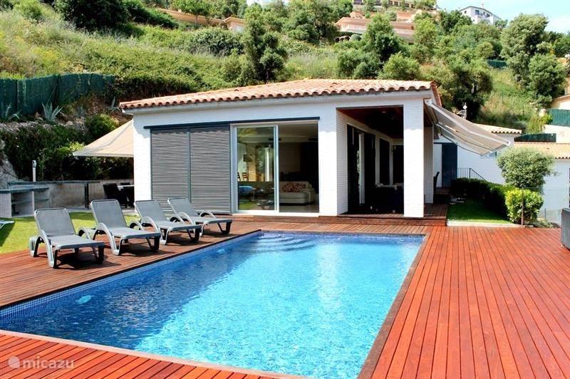 Vakantiehuis Spanje, Costa Brava, Platja d'Aro - villa Esta premium