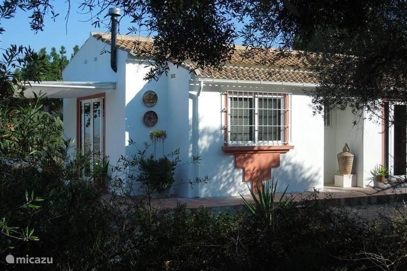 Vakantiehuis Spanje, Andalusië, Colmenar Vakantiehuis La Casita Famosa