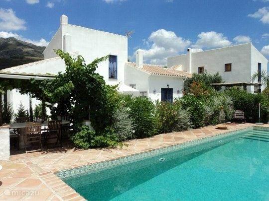 Vakantiehuis Spanje, Andalusië, Alozaina appartement La Juanita