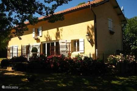 Vakantiehuis Frankrijk, Gers, Panjas vakantiehuis Mousquey
