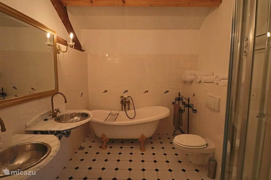 Badkamer in Louis XlV stijl