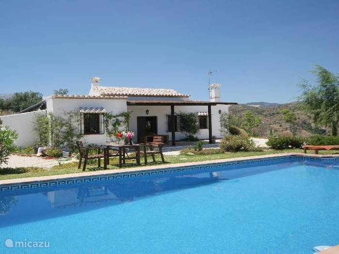 Vakantiehuis Spanje, Andalusië, Tolox villa Villa San Roque