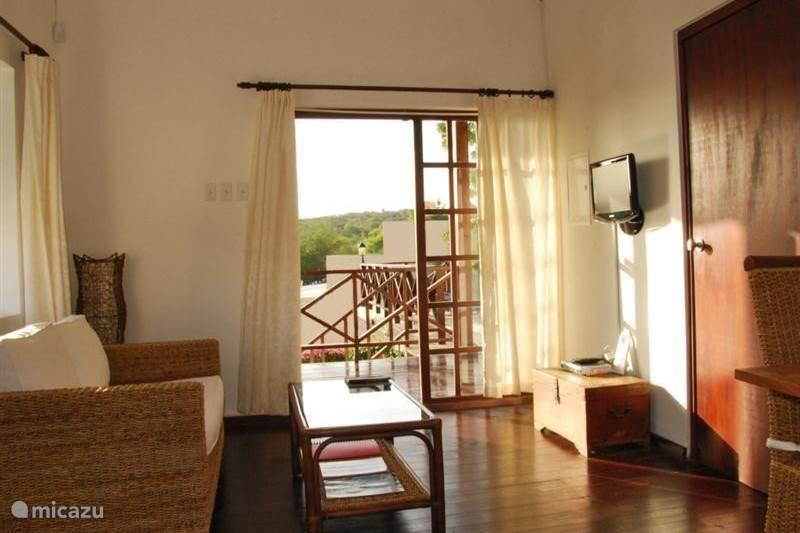 Vakantiehuis Curaçao, Banda Ariba (oost), Spaanse Water Appartement Curavilla, appartement 4