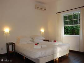 Airconditioned bedroom apartment