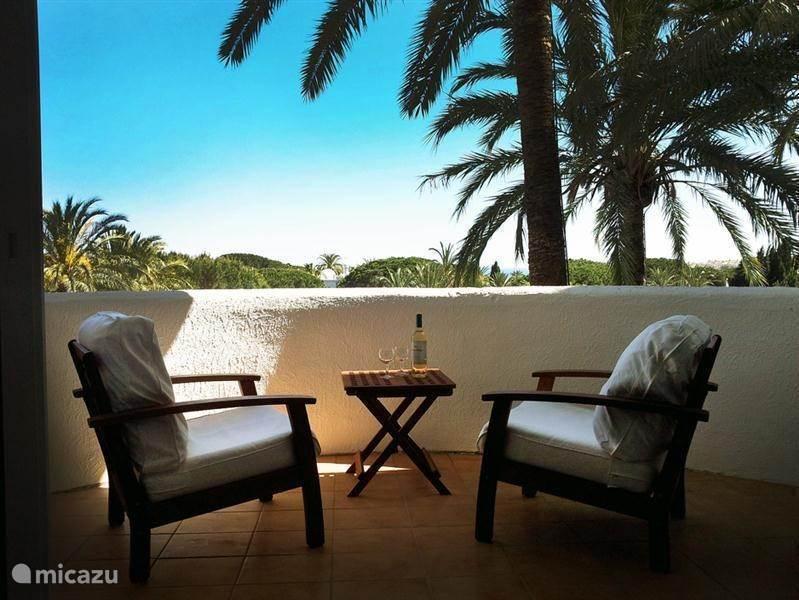 Vakantiehuis Spanje, Costa del Sol, Marbella Elviria Appartement Studio Marbella