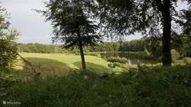 uitzicht v.a. terras