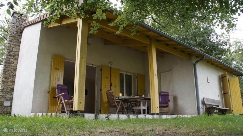 Vakantiehuis Frankrijk, Dordogne, Champs-Romain Bungalow Comme la Ville