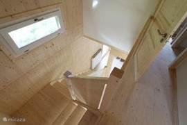trap naar de eerst verdieping