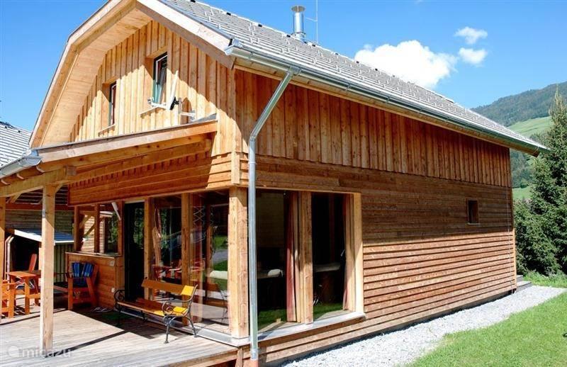 Vakantiehuis Oostenrijk, Stiermarken – chalet Bojahouse