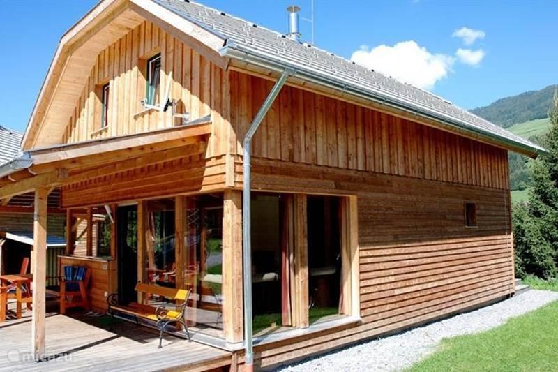 Chalet Bojahouse In Sankt Georgen Ob Murau Steiermark österreich