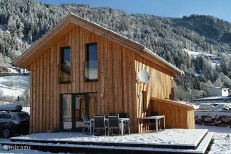 Vacation rental Austria, Styria, Sankt Lorenzen ob Murau - holiday house Chalet Murau
