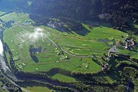 Murau Kreischberg Golf Club, a beautiful 18-hole golf course within walking distance of the chalet.