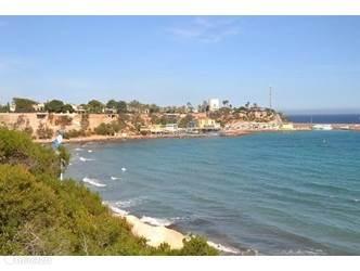 Cabo Roig (strand) gelegen op 10 minuten afstand