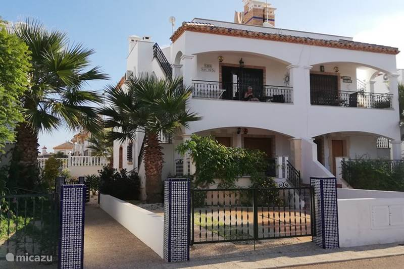 Vacation rental Spain, Costa Blanca, Orihuela Costa Apartment Casa van Osta ****** Very much luxury
