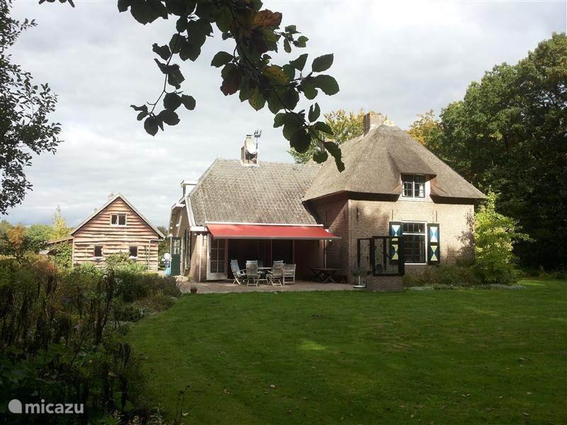 Vacation rental Netherlands, Overijssel, Olst holiday house Estate De Kleikamp
