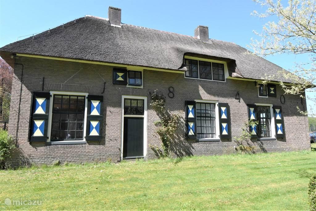 Vakantiehuis Nederland, Overijssel, Olst Vakantiehuis Landgoed 'De Kleikamp'