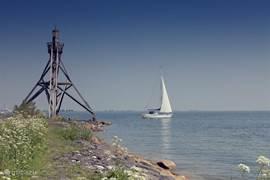 IJsselmeer op slechts 5 minuten afstand