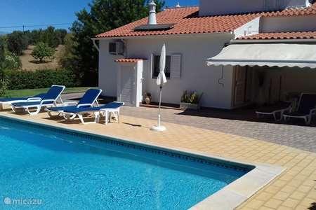 Vakantiehuis Portugal, Algarve, Albufeira vakantiehuis Villa Barbara