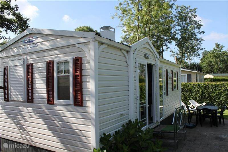 Vacation rental Netherlands – mobile home The Residence