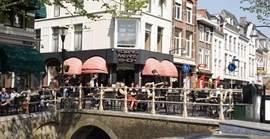 Gezellig winkelen in Leeuwarden en daarna op een van de talloze nagenieten