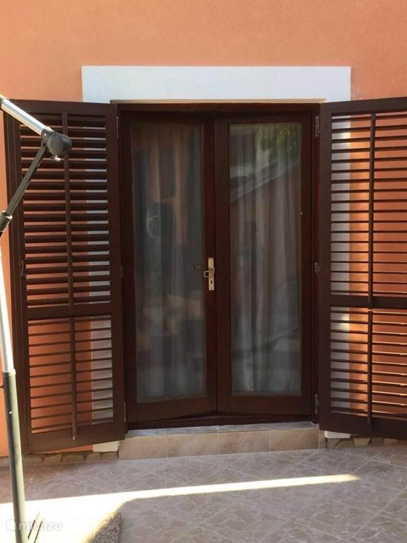 Vakantiehuis Kroatië, Istrië, Novigrad Appartement App. Luna met WiFi airco en zwembad