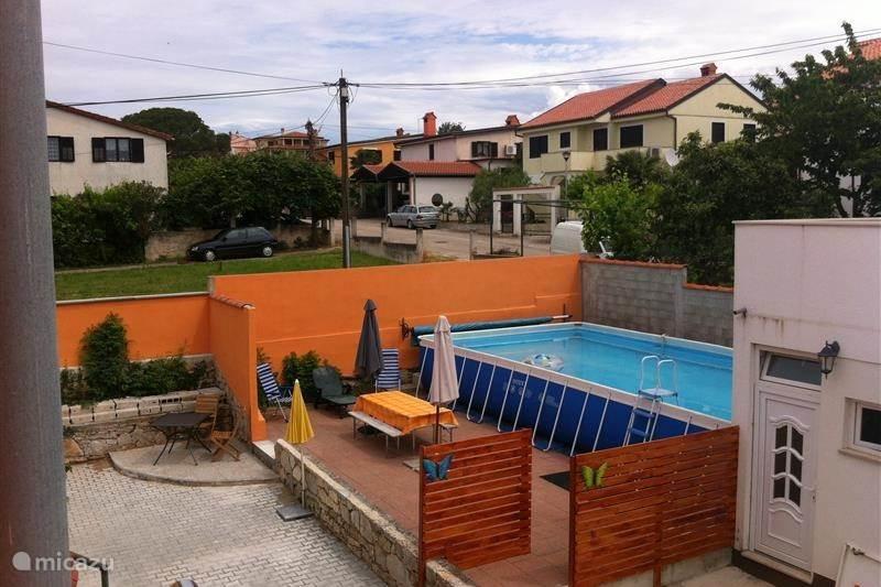 Vakantiehuis Kroatië, Istrië, Novigrad Appartement App. Lois met WiFi airco en zwembad