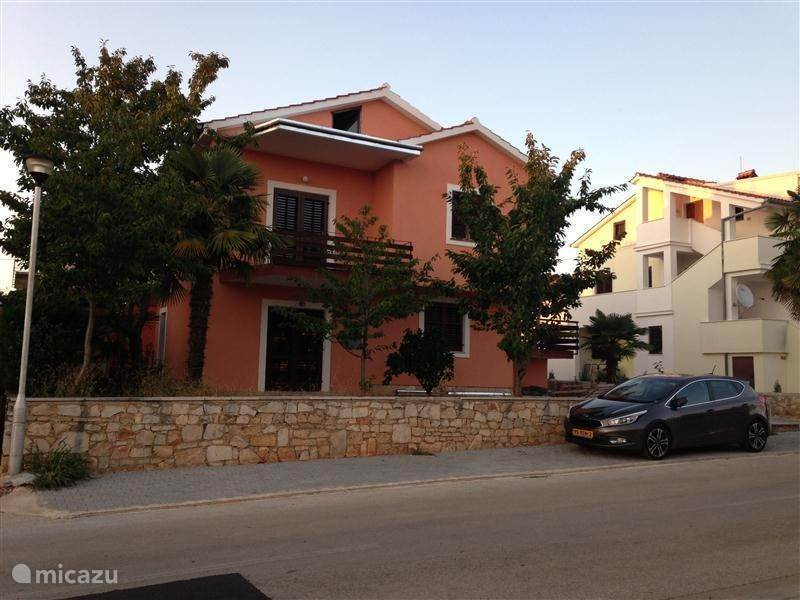 Vakantiehuis Kroatië, Istrië – appartement Appartement Lois met zwembad
