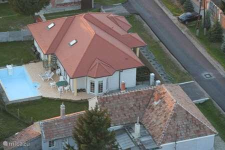 Vakantiehuis Hongarije – villa Villa Bouten