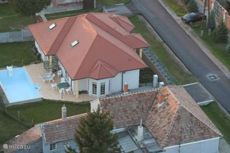 Vakantiehuis Hongarije, Gyor-Moson-Sopron, Fertoszentmiklos villa Villa Bouten