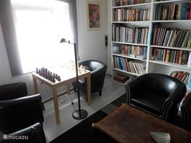 read / chess / playroom
