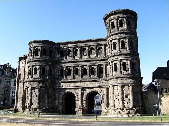 Een uitstapje naar Trier, adem geschiedenis in !
