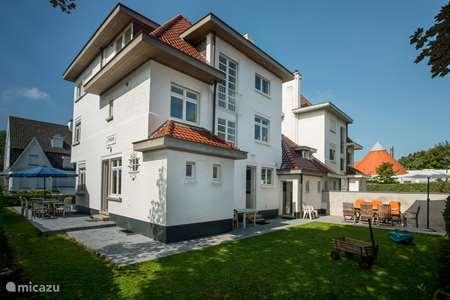 Vacation rental Belgium, Belgian Coast, Knokke villa Villa De Mier - La Fourmi
