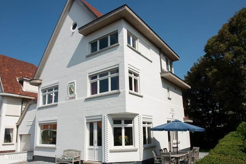 Ferienwohnung Belgien, Belgische Küste, Knokke Villa Villa De Mier - La Fourmi