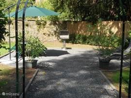 De Jardin Secret vanuit een andere hoek !