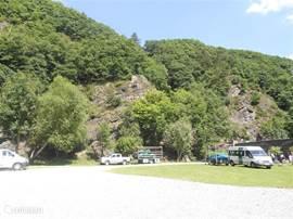 Rock climbing, kayaking, etc. survivel Jupille (Rendeux)