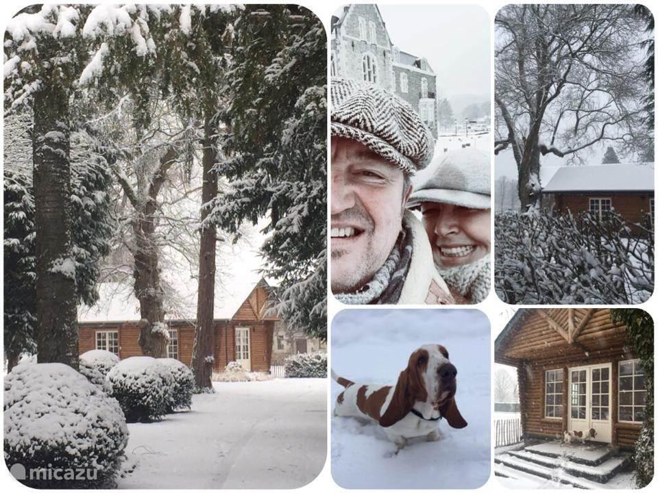 Lekker met zijn allen van de sneeuw genieten !!!!