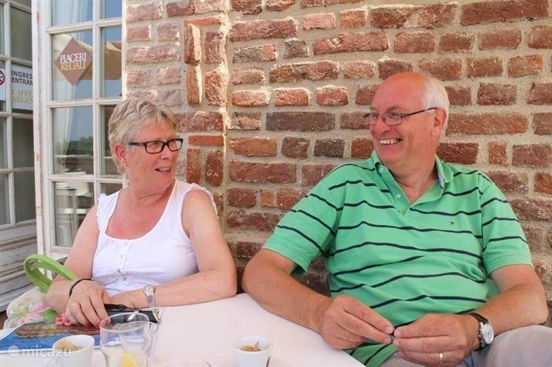 Wim en Ria Jetten