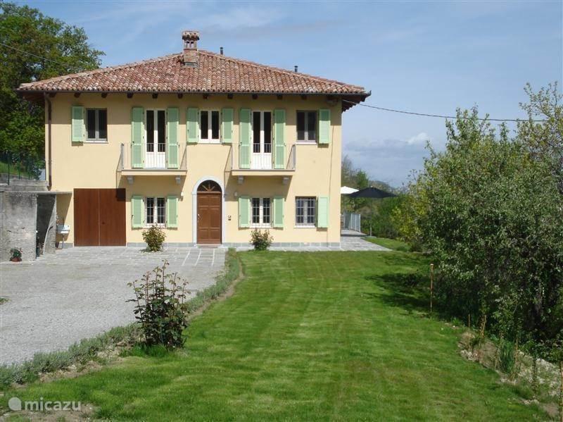 Vakantiehuis Italië, Piëmont, Monforte D Alba - appartement Ca' San Pé - Appartement Le Volte