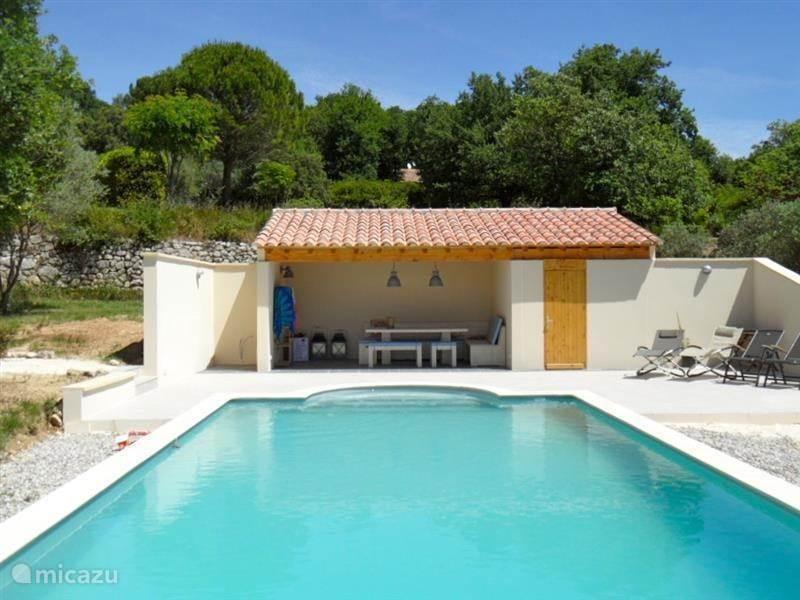 Vacation rental France, Drôme, La Garde-Adhémar Villa Le Juge