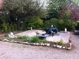 privé tuin