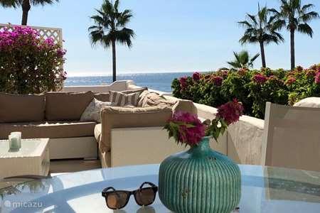 Vakantiehuis Spanje, Costa del Sol, Estepona appartement Alcazaba Beach