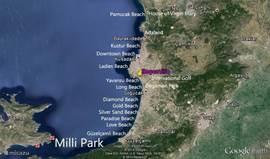 Op de luchtfoto van Kusadasi kunt u zien hoe werkelijk het centrum, alle stranden, bezienswaardigheden, parken en activiteiten in de directe omgeving liggen van Begonvilla! Alles voor een fijne, gevarieerde vakantie voor iedereen!!!