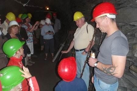 Binnen: Leisteenmijn