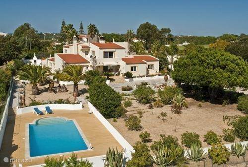 Vacation rental Portugal, Algarve, Carvoeiro - holiday house Casa Inmaran for 2-8 persons